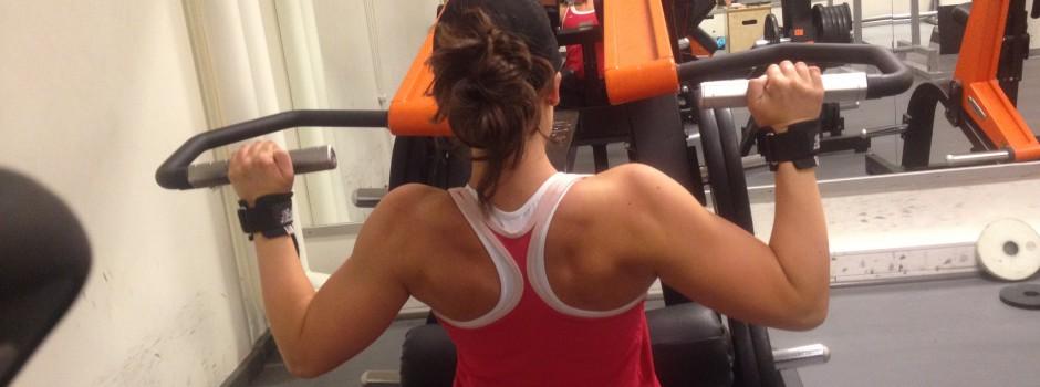 ryggtrening